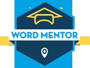 Introducing WordMentor.com!