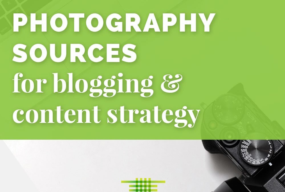 Sources for great photography content